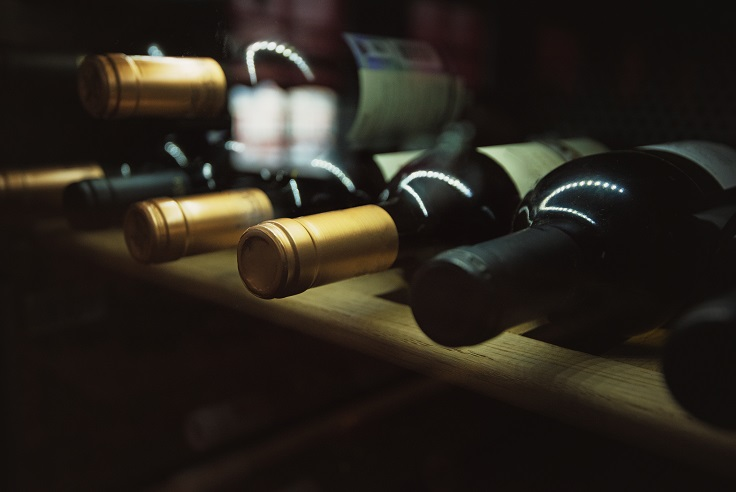 как хранить бутылки вина в квартире