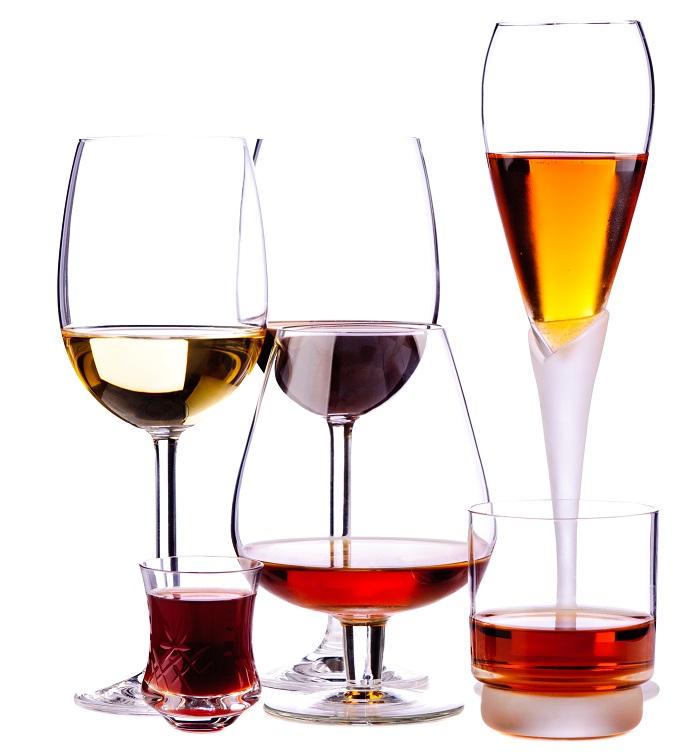 фото разных алкогольных напитков