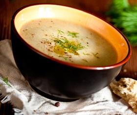 пивной суп со сметаной