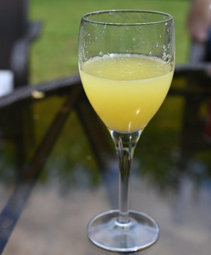 пиво с апельсиновым соком