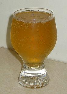 фото домашнего алкогольного имбирного пива