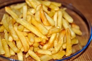 картошка фри к пиву (фото)