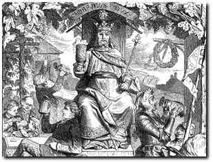 король Гамбринус фото