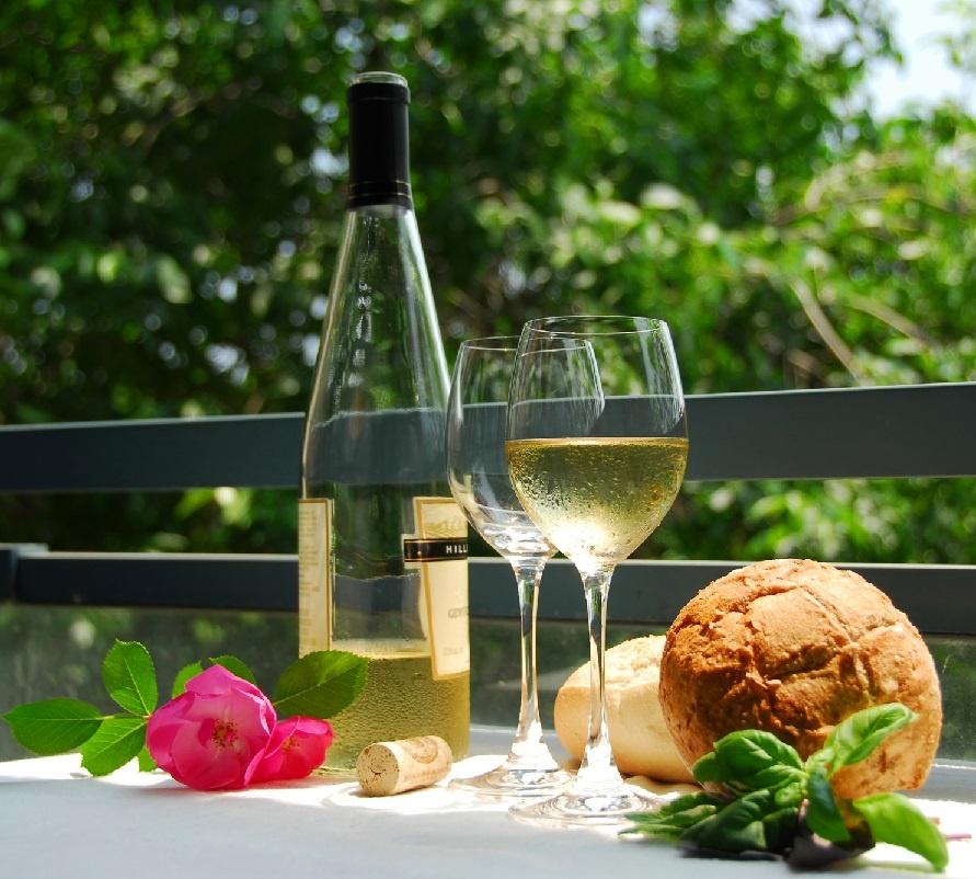 какие бывают белые вина