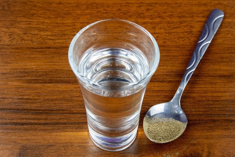 водка с перцем от простуды
