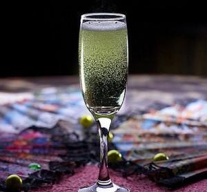 Самбука спрайт шампанское