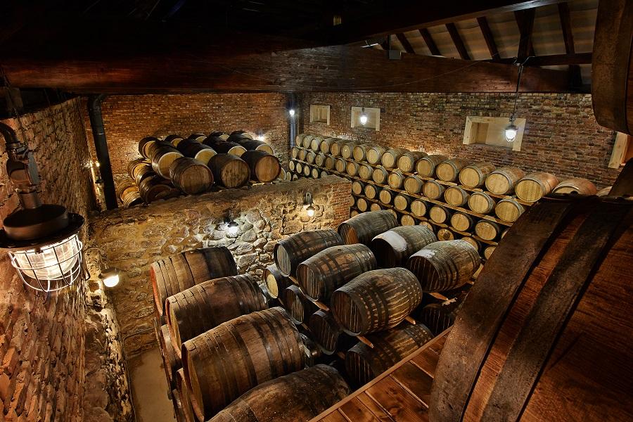 фото бочек для выдержки односолодового шотландского виски