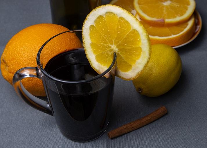 фото горячего вина без воды