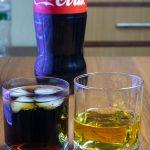 как правильно пить виски с колой