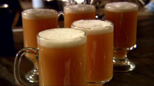 сливочное пиво рецепт с сидром