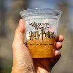 фото сливочного пива Гарри Поттера