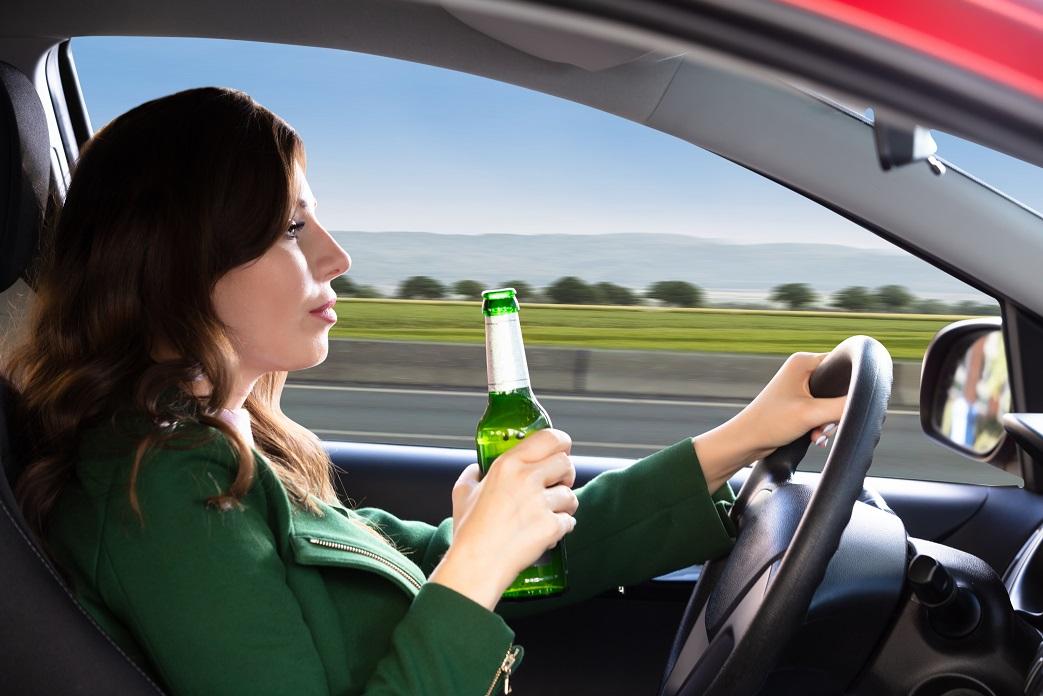 через сколько после пива можно за руль