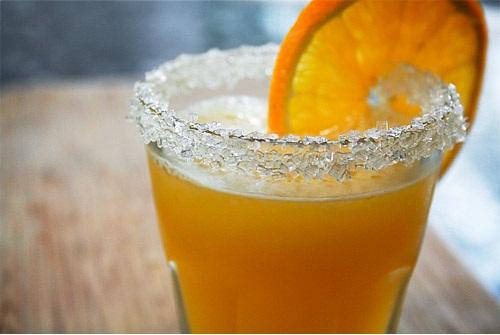 виски с апельсиновым соком