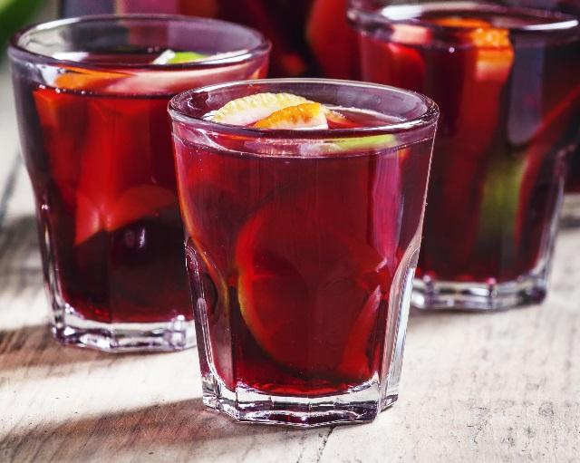 фото виски с вишневым соком