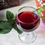 вино из листьев вишни