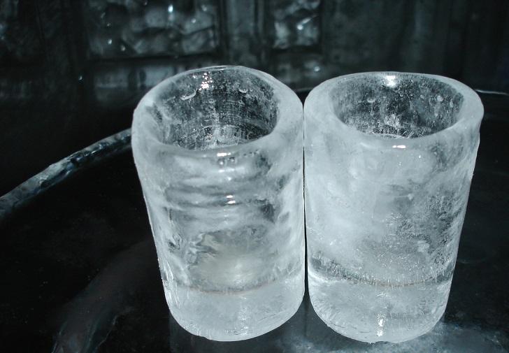 замерзает ли водка