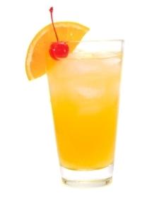 водка с соком в домашних условиях