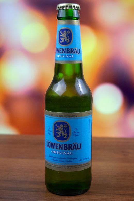 фото бутылки пива Лёвенброй