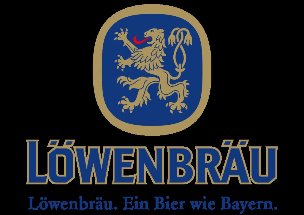фото эмблемы пива Лёвенброй