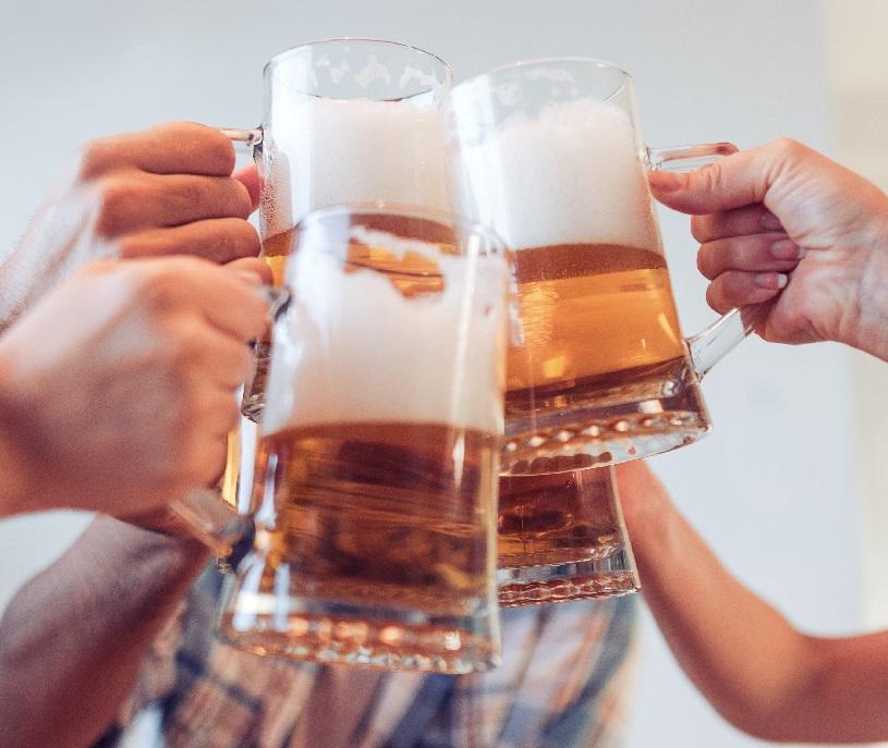 каклорийность пива