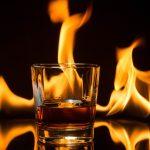 какая температура подачи виски к столу