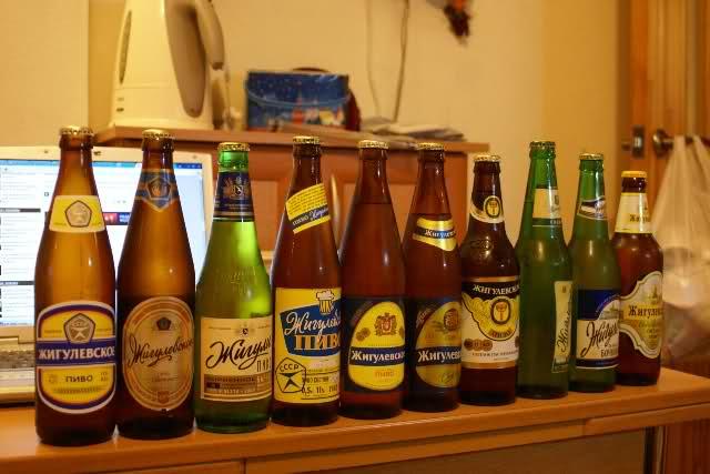 фото каким бывает жигулевское пиво
