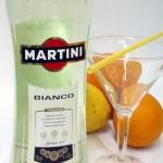 коктейль мартини с соком