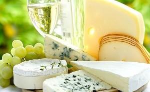 Что есть с белым вином
