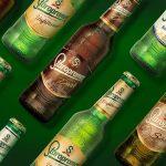 фото пива старопрамен в бутылках