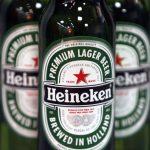 фото пива Хейнекен