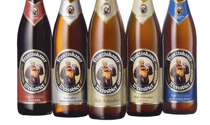 фото видов пива Францисканер