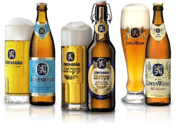 фото видов пива Лёвенброй