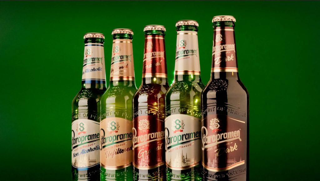 фото видов пива старопрамен