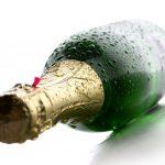 как правильно разморозить бутылку шампанского