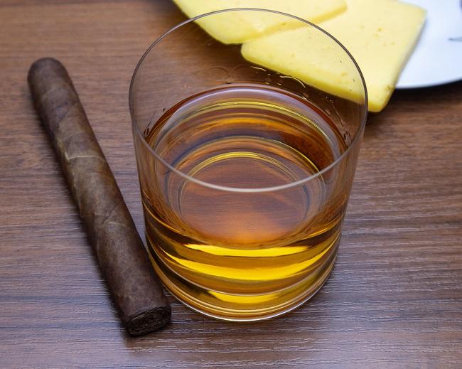 как выбрать сигару под виски