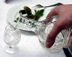 сделать водку из спирта