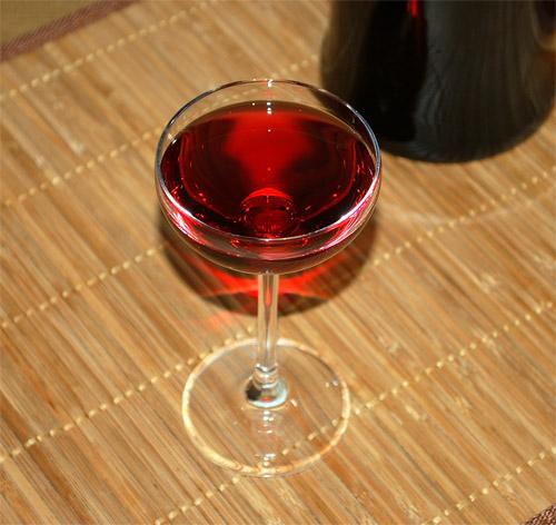 Рецепт вина из терна в домашних условиях