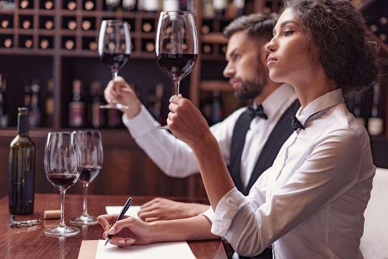 как визуально оценивать вина