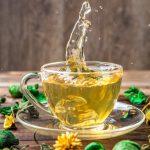 фото чая с водкой