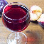 фото домашнего сливового вина