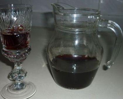 готовое сливовое вино