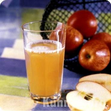 готовое домашнее яблочное вино