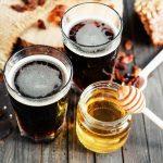 как пить пиво с медом
