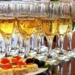 фото с чем можно пить шампанское