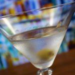 фото алкогольного коктейля сухой мартини