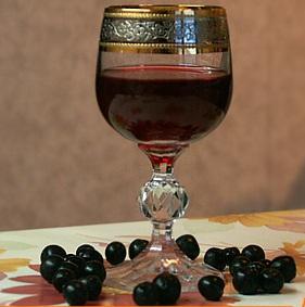 рецепт приготовления вишнёвой наливки в домашних условиях