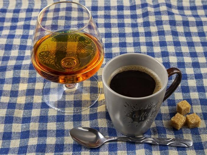 фото кофе с ромом