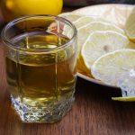 фото лимонной водки