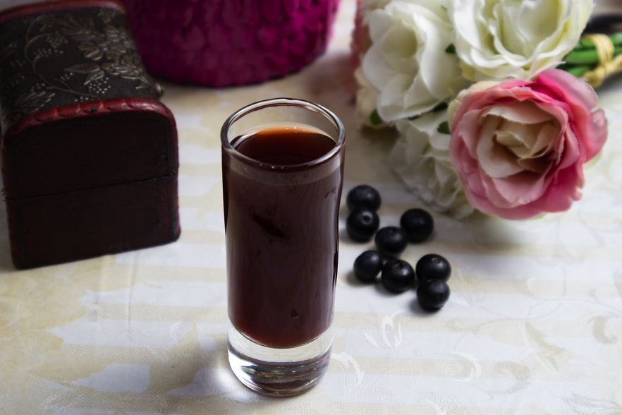 наливка из черной смородины без водки