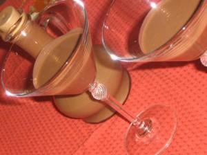 как сделать шоколадный ликер